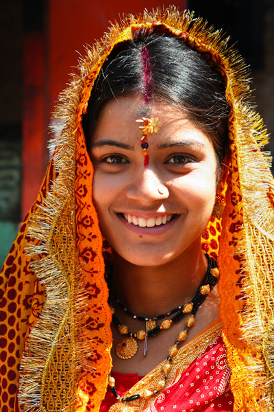 indian bride young